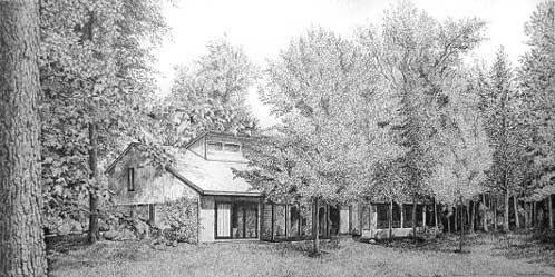 Drawing Trees - example: Gilbert Home